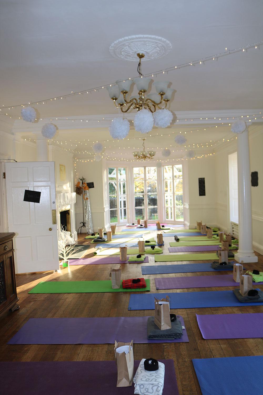 The Bath YMCA regularly offer yoga holidays & Retreats