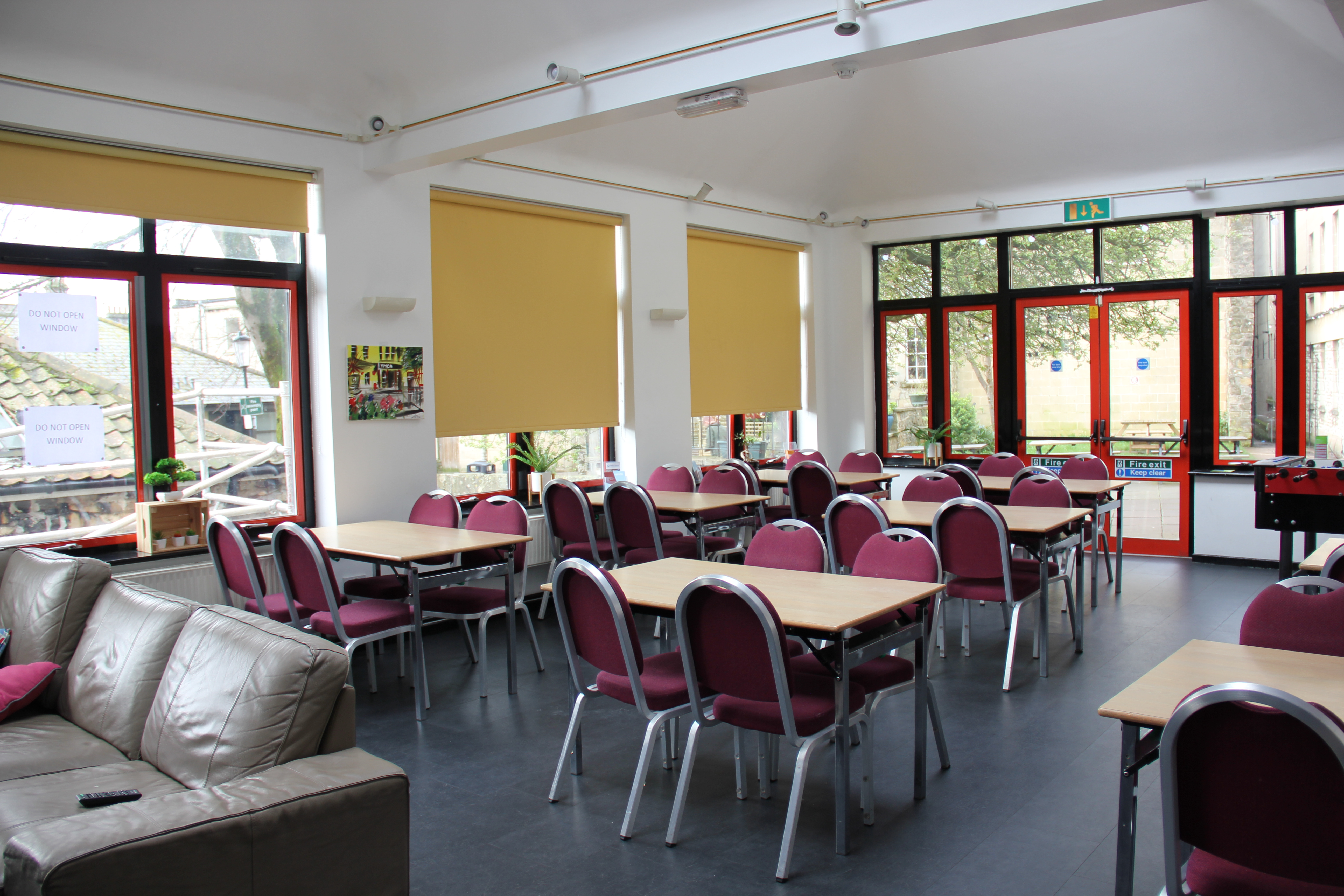 We have a number of spaces available for Hire at the Bath YMCA